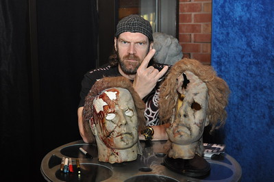 Tyler Mane / Rob Zombies Michael Meyers 10.31.2013