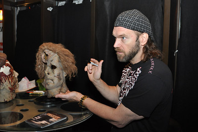 Tyler Mane / Rob Zombies Michael Meyers 10.30.2013