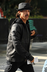 Anthony Keidis arrives at the LA Lakers For Game 1 Of The NBA Finals