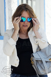 EXC: Crocodile Dundee's Linda Kozlowski Almost Unrecognizable in Los Angeles