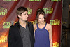 Rob Thomas of Matchbox 20 and wife Marisol