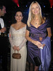 Sandra Sanches and Bonnie Pfeifer Evans