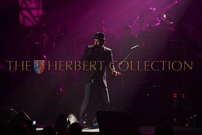 Justin Timberlake opens Justin Timberlake and Friends benefit concert fpr Shriners Hospitals for Children in Las Vegas