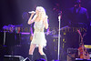 Taylor Swift performs at Justin Timberlake's Shriners Hospitals for Children Benefit Concert