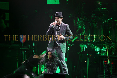 Ciara and Justin Timberlake