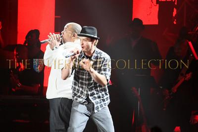 Justin Timberlake and Timberland