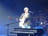 Justin Timberlake on guitar