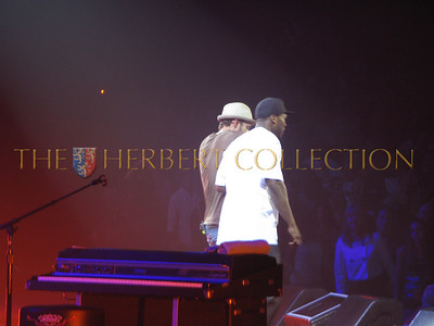 Justin Timberlake and 50 cent