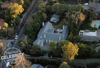 "Gwyneth Paltrow's $11 million ""House of Windsor"" home in Brentwood, CA"
