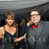 Halle Berry with Movie Producer Victorino Noval at the Oscars Afterparty