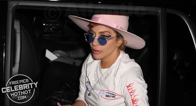 """Lady Gaga Greets Her """"Little Monsters"""" After Joanne World Tour Kicks Off in Canada"""