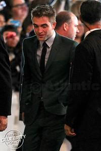 Robert Pattinson and Kristen Stewart Laughing On The Red Carpet For The Twilight Saga: Breaking Dawn Part 2