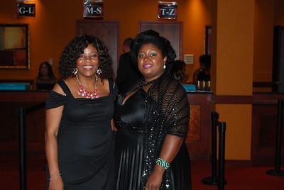 Raenita Thompson, Pamela Gibson 1
