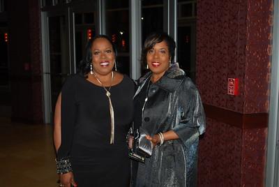 Bernice Johnson, Denise Hadley 1