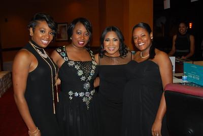 Kimberly Williams, Rochelle Davis, Dominique Mull, Vanessa Boles 1