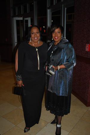 Bernice Johnson, Denise Hadley 2