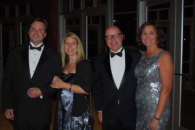 Gabe Shrum, Shauna Collins, Gordon & Christine Clarry 1