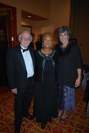 Dick Trammel, Iris Thomas, Nancy Trammel 2