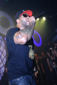 Flo Rida at Fluxx
