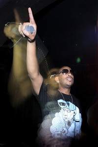 Ludacris at Fluxx