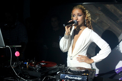 Mya at Fluxx
