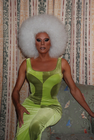 "RuPaul at the 13th Annual Philadelphia GLBT Film Festival to promote her new movie ""Starbooty""<br /> (photo 5)"