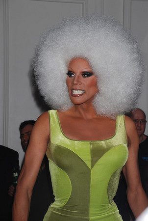 "RuPaul at the 13th Annual Philadelphia GLBT Film Festival to promote her new movie ""Starbooty""<br /> (photo 6)"