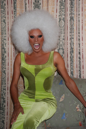 "RuPaul at the 13th Annual Philadelphia GLBT Film Festival to promote her new movie ""Starbooty""<br /> (photo 4)"