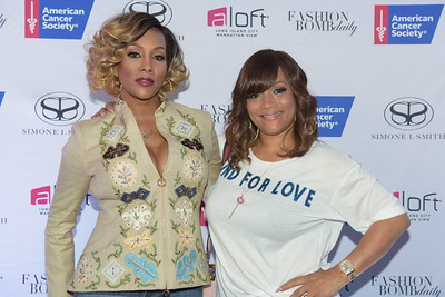 Vivica Fox and Simone I. Smith