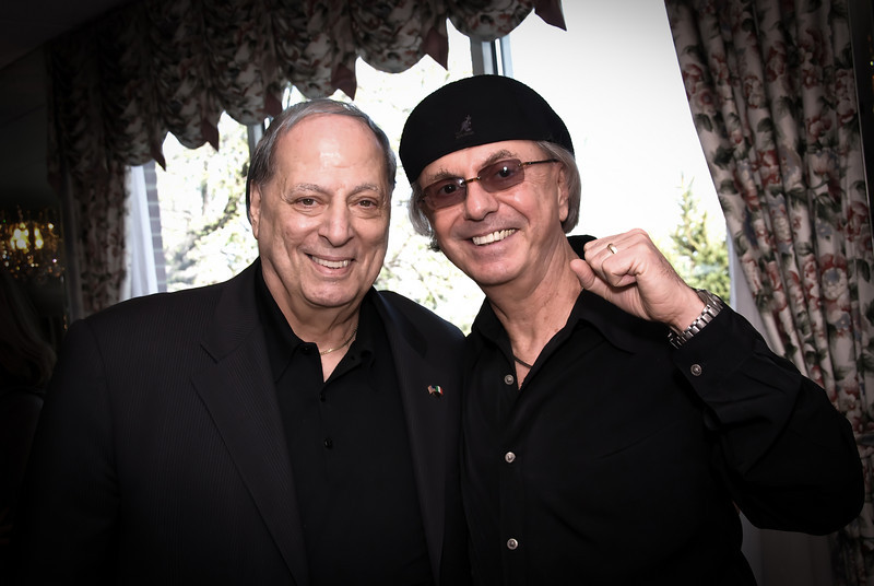 Dion, Rock Hall of Fame, Sonny Grasso, Producer