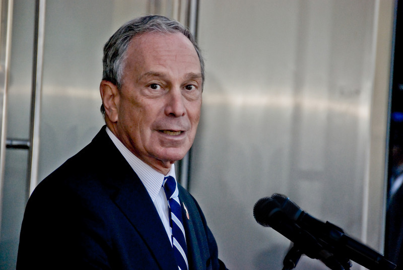 Mayor Mike Bloomberg, NYC