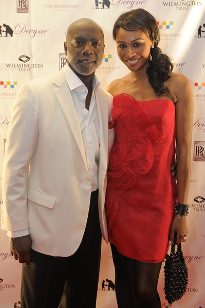 Peter Thomas & Cynthia Bailey