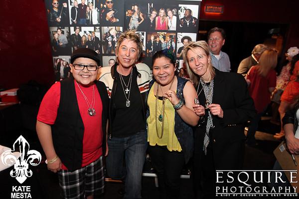 Oscar's Party Avalon Lounge Hollywood 2012