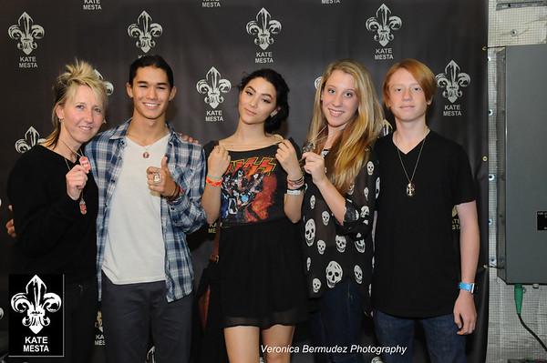 AMA's Party - Ben Kitay Studios Hollywood - 2012