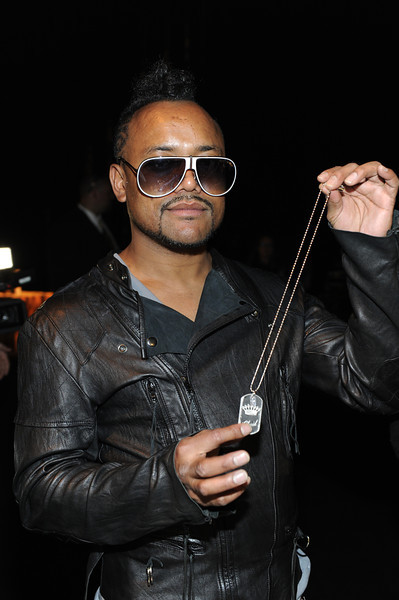 LAS VEGAS, NV - MAY 22:  Apl.de.ap of The Black Eyed Peas attends the Backstage Creations Celebrity Retreat at the 2011 Billboard Music Awards at MGM Grand Garden Arena on May 22, 2011 in Las Vegas, Nevada.  (Photo by David Becker/WireImage) *** Local Caption *** Apl.de.ap