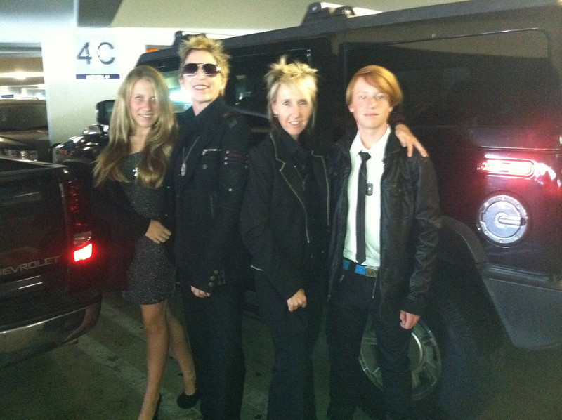 Dancing With The Stars ABC Hollywood 2012