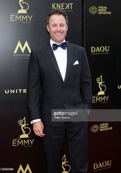 attends the 45th annual Daytime Emmy Awards at Pasadena Civic Auditorium on April 29, 2018 in Pasadena, California.
