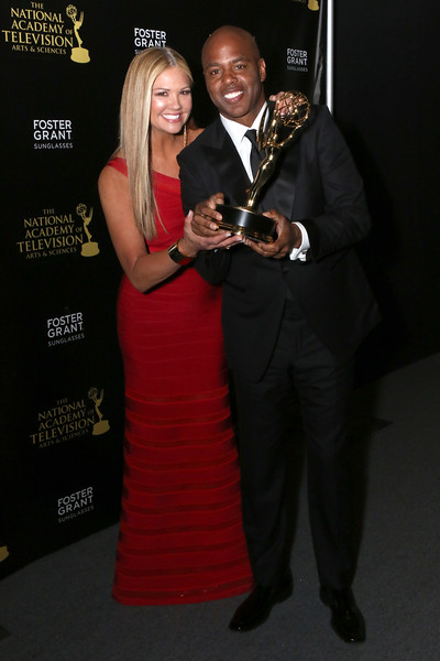 44th Daytime Emmy Awards - Backstage with Foster Grant