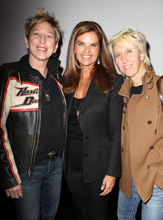"""Maria Shriver - Woman of The Year - """"Good News Girls"""" Event - Backstage - Beverly Hills Hilton - 2013"""