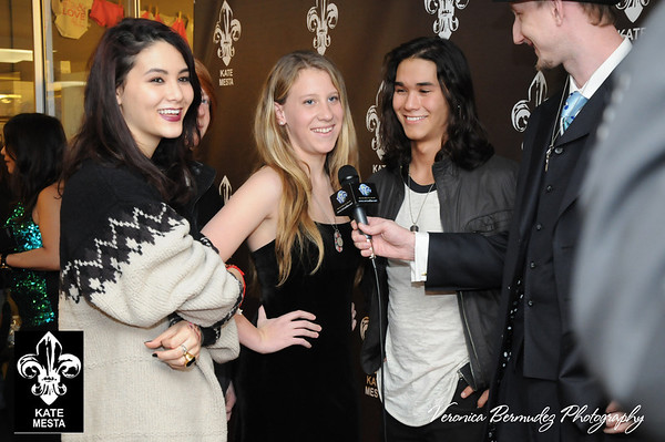 Kate Mesta Launch Party - LA Gift Mart - Los Angeles 2013