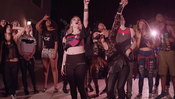 Laci Kay - Runnin' Free - Music Video Shoot - Burbank - 2014