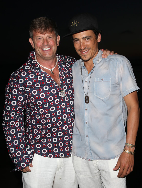 Morton Irvine Smith's Launch Party For - WeholdtheG Clothing Brand - Joan Irvine's Private Cove House - Laguna Beach - 2015 - Photography by Faye Sadou
