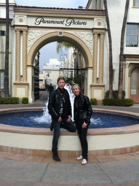 Paramount Pictures - Hollywood - 2013