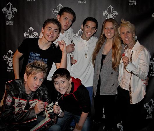 Teen Choice - Celebrity Party - Avalon Lounge - Hollywood - 2013
