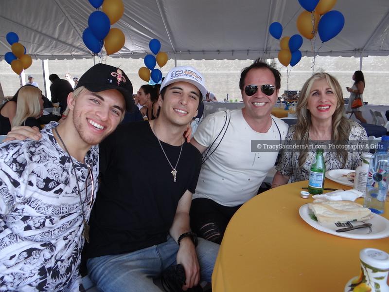 CelebritySociety com & BeverlyHillsTennis com TracySaundersArt 090117 (159)
