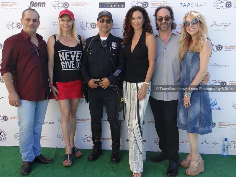CelebritySociety com & BeverlyHillsTennis com TracySaundersArt 090117 (157)