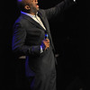 Singer Rev. Donnie McClurkin