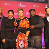 Bernard Bronner (Bronner Brothers), Nancy Flake Johnson (Urban League, Inc.), Tamela and David Mann (Meet the Browns), Warren Balentine (Radio Personality)
