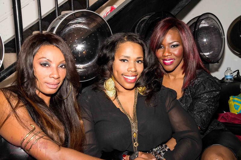 R&B group Brownstone