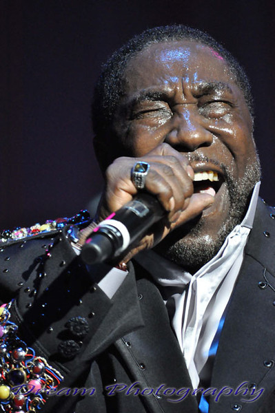 Eddie Levert of the O'Jays